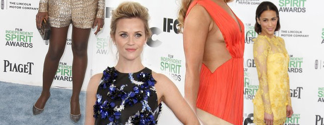 Gwiazdy na Independent Spirit Awards (FOTO)