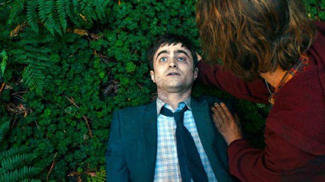 Daniel Radcliffe jako pierdzący trup ze wzwodem!