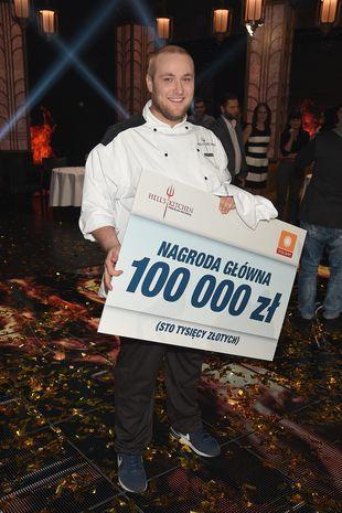 Damian Marchlewicz wygrał Hell's Kitchen (FOTO)