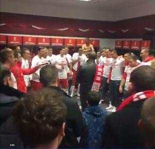 Pamiętacie, jak Andrzej Duda narzekał na piłkarzy? (FB)