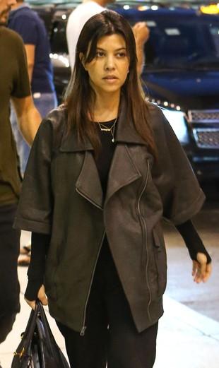 Kourtney Kardashian do Kim: Co z ciebie za matka?!