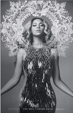 Chciała być jak Beyonce? (VIDEO)
