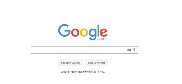 Najczęściej Wyszukiwane W Google
