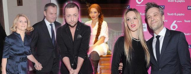 Kto przyszedł na premierę spektaklu z Anną Dereszowską? FOTO