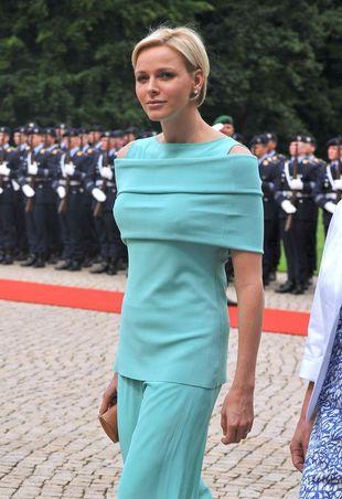 Księżna Monako pokazała bliźniaki światu (FOTO)