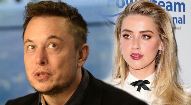 Amber Heard i Elon Musk chcą Wam coś powiedzieć
