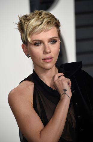 Scarlett Johansson i Romain Dauriac zaczęli wojnę o córkę!