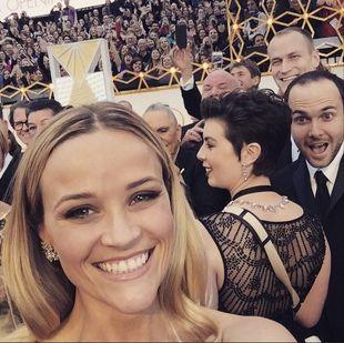 Reese Witherspoon już nie ukrywa synka (Instagram)