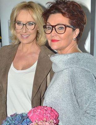 Ola Kwaśniewska wspierała mamę na premierze książki (FOTO)