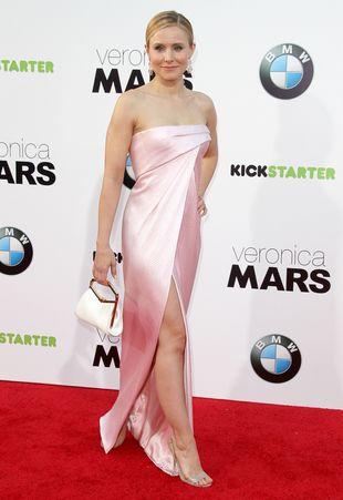 Ups! Kristen Bell zaliczyła WPADKĘ (FOTO)