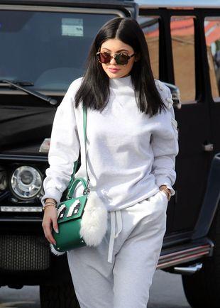 Kylie Jenner rozpłakała się, kiedy to zobaczyła