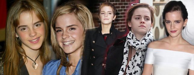 Emma Watson kończy 25 lat – tak się zmieniała (DUŻO ZDJĘĆ)