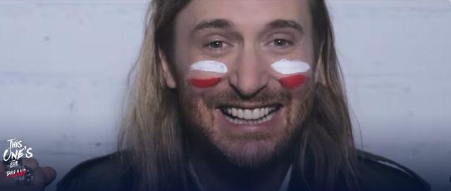 Wow! David Guetta w teledysku dla polskich fanów na Euro 2016! (VIDEO)