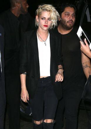 Kelner o Kristen Stewart: Zachowała się skandalicznie!