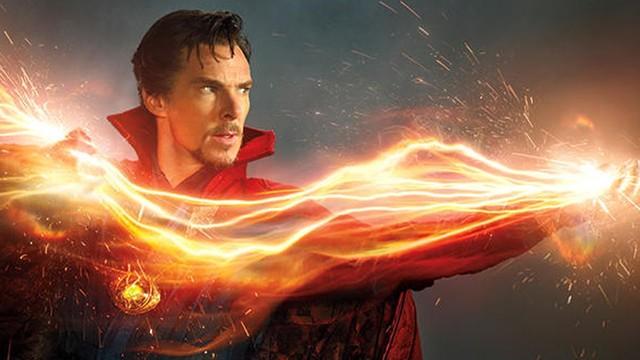 Doctor Strange – jest zwiastun, Benedict Cumberbatch w formie