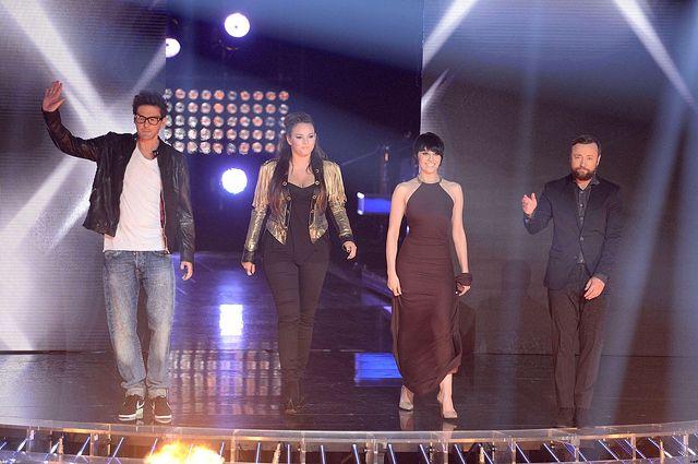 Jurorom w X Factorze zrzedły miny, gdy… (FOTO)