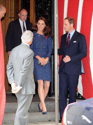 Kate Middleton ponownie w ciąży?