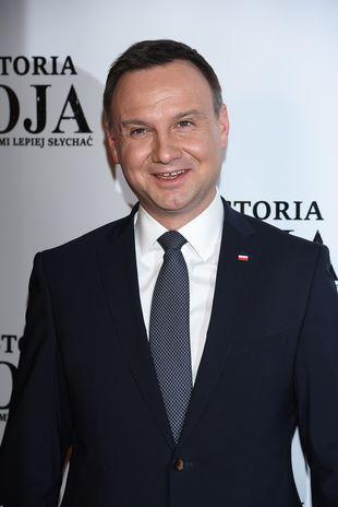 Prezydent pozdrowił uczestników Sylwestra z Andrzejem Dudą (FOTO)