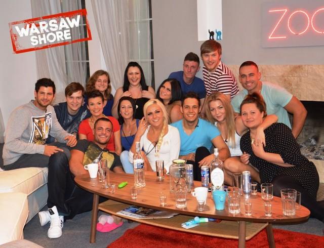 Ekipa z Warszawy imprezuje w Krakowie