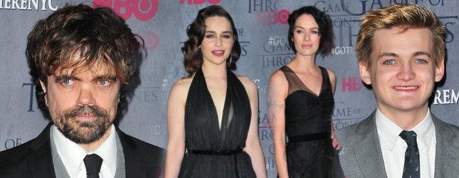 Gwiazdy na premierze nowego sezonu Gry o tron (FOTO)