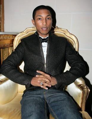 Pharrell Williams: Zamknąłem się w pokoju z 8 kobietami