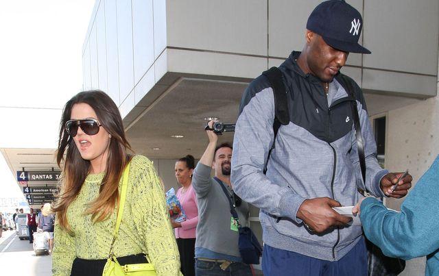 Khloe Kardashian i Lamar Odom okradli fundację…