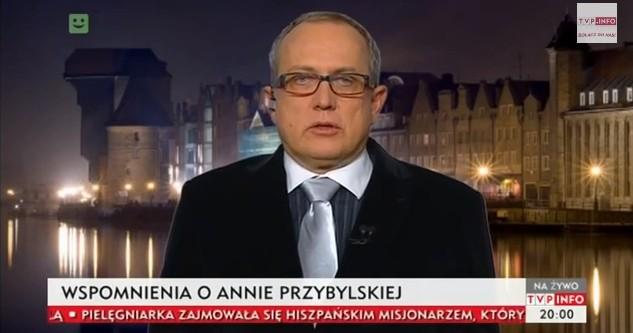 Lekarz Anny Przybylskiej t�umaczy si� z m�wienia o chorobie