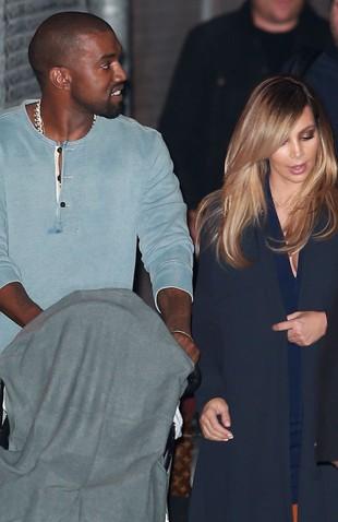 Kanye West podkochiwał się w Kim przez 9 lat