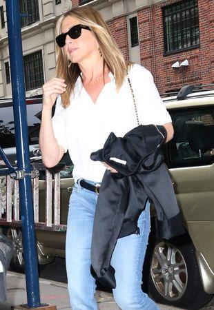 Jennifer Aniston udzieliła NAJWAŻNIEJSZEGO wywiadu w swoim życiu!