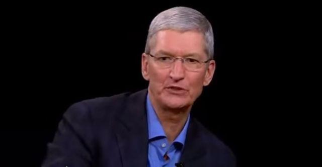 Szef Apple'a, Tim Cook, zdradził, że jest gejem