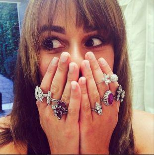 Lea Michele pokazała zdjęcia z urodzin (FOTO)