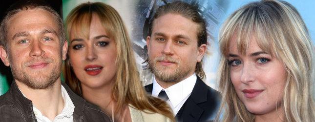 Charlie Hunnam i Dakota Johnson w 50-ciu twarzach Greya!