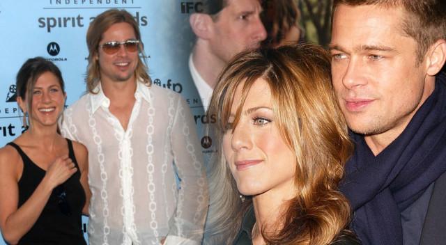 To będzie wywiad! Pitt i Aniston spotkają się u Kimmela?