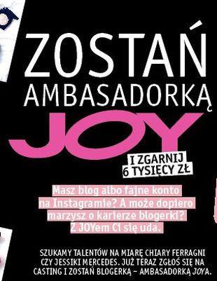 Ambasadorka Joya