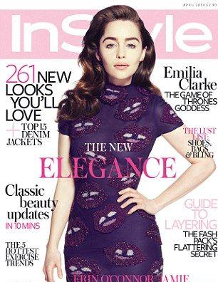 Emilia Clarke z Gry o tron jest na ostrej diecie