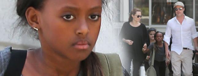 Dramatyczny apel BIOLOGICZNEJ MATKI Zahary do Angeliny Jolie!