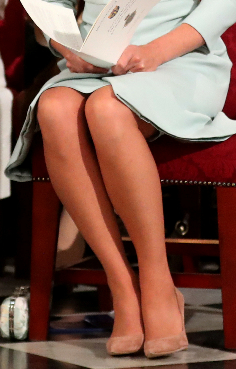 Kate Middleton na 100. rocznicy powstania Royal Air Force. Złamała regulamin?