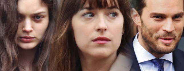 Ana Steele stanęła oko w oko z byłą Christiana Greya!