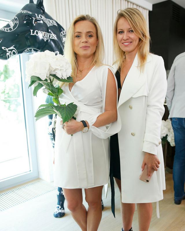 Piękna Anna Skura publicznie pokazała duży brzuszek
