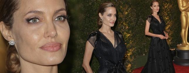 Angelina Jolie na gali Governors Awards (FOTO)