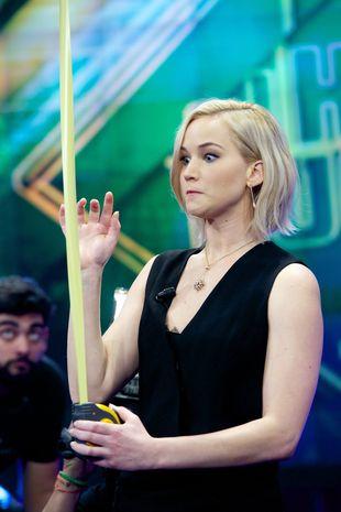 Jennifer Lawrence nie mogła się tego spodziewać! (FOTO)