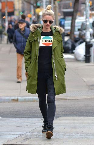 Paparazzi przyłapali ciężarną Nicky Hilton (FOTO)