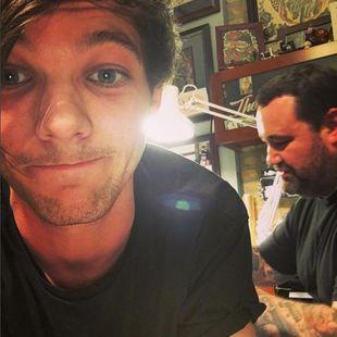 Louis Tomlinson pokazał foto dziecka (Instagram)