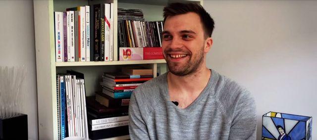 Mieciu Mietczyński o swojej dziewczynie i początkach (VIDEO)