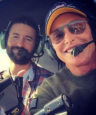 Bruce Jenner ma z synami pomysł na medialny biznes