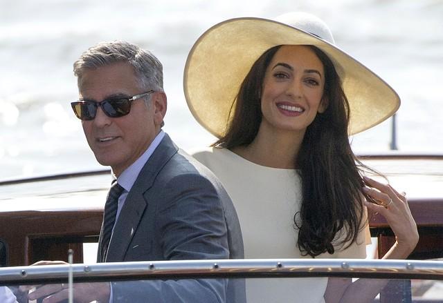 Tu Amal i George Clooney będą mieli DRUGIE wesele (FOTO)