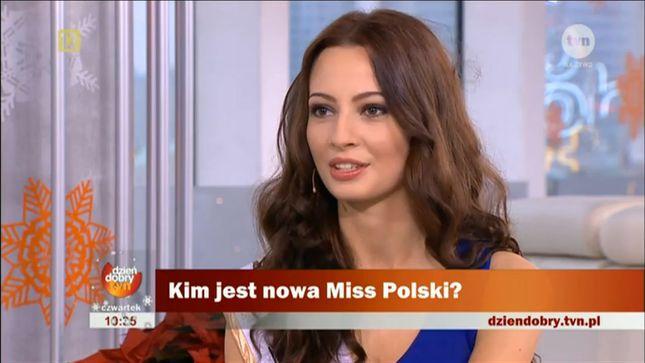 Nowa Miss Polski zdradza szczegóły swojego życia prywatnego