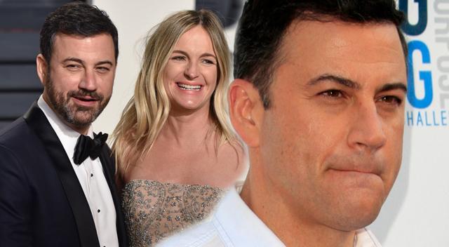 Dramatyczne wyznanie Jimmy'ego Kimmela o chorobie swojego synka