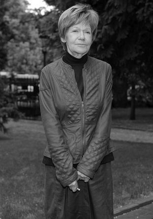 Nie uwierzysz, co na pogrzeb Marii Czubaszek przynieśli goście