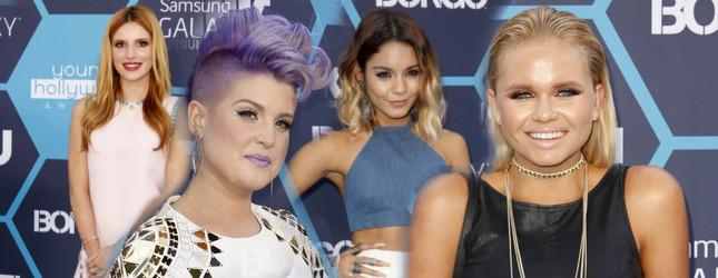 Gwiazdy na gali Young Hollywood Awards (FOTO)